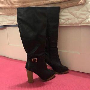 Women's report boots